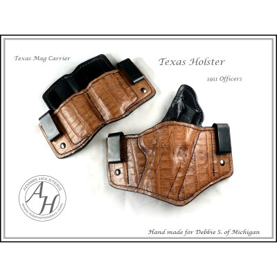 Texas IWB(inside the waistband) Mag Carrier