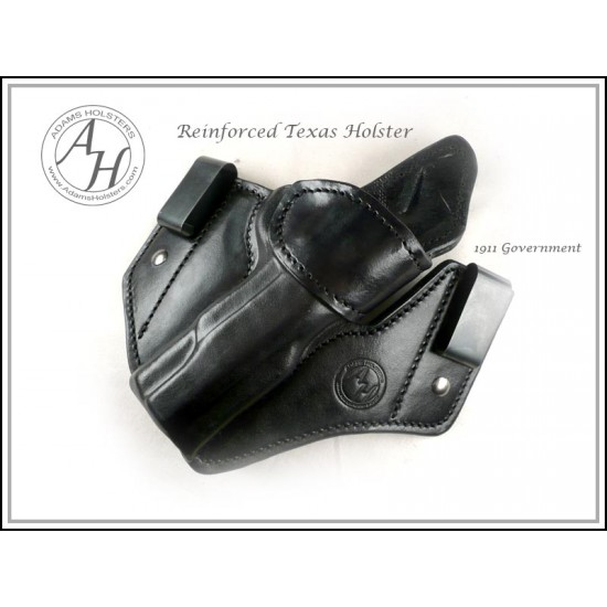 The Reinforced Texas IWB(inside the waistband) Holster