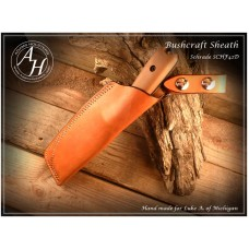 Bushcraft sheath