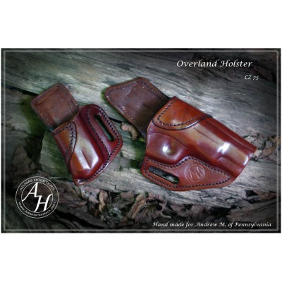 Overland OWB(outside the waistband) Holster