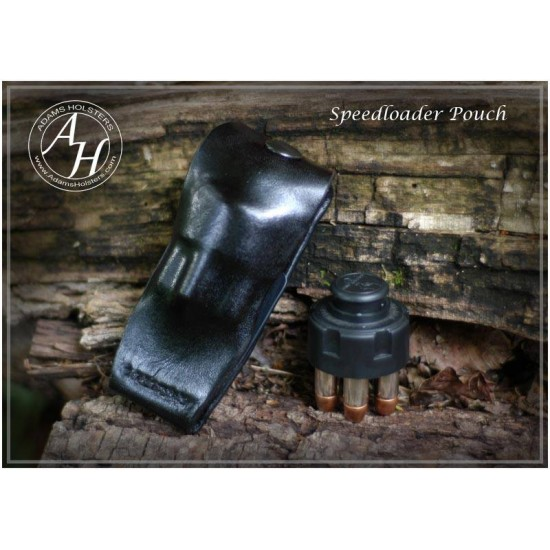 Speedloader or Moon Clip OWB(outside the waistband) Carrier