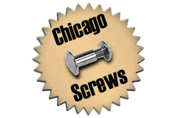 Replacement Set of Chicago Screws