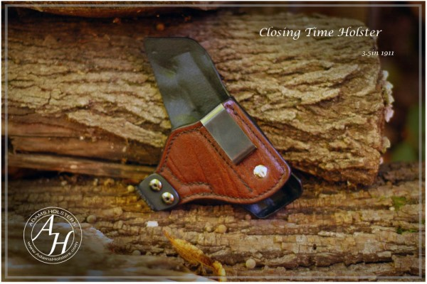 IN STOCK - 3.5in. 1911 Closing Time Prototype