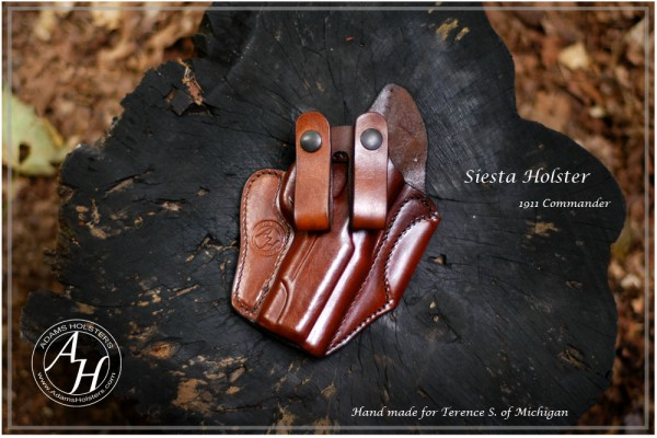 Siesta IWB(inside the waistband) Holster