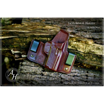 SwitchBack IWB(Inside the waistband) Holster