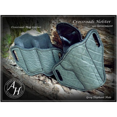 Crossroads OWB Holster Starter Pack - Holster, Mag carrier and belt