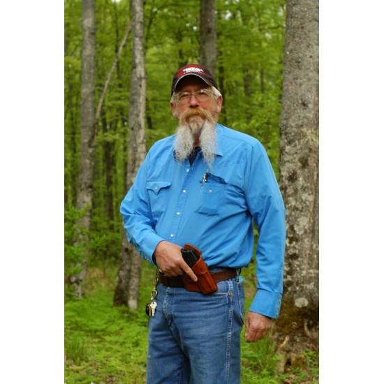 Appalachian holster OWB(outside the waistband) Holster