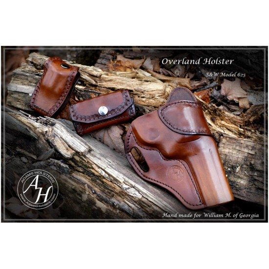 Overland OWB(outside the waistband) Holster