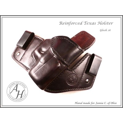The Reinforced Texas IWB(inside the waistband) Holster
